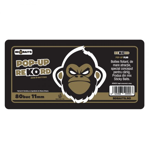 Pop-UP Rekord